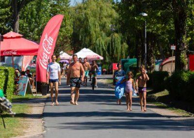 Mirabella Camping Zamárdi Balaton